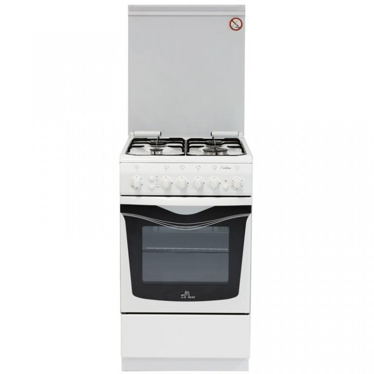 Газовая плита De Luxe 506040.01г(кр)