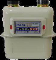 Счетприбор СГД G4 ТК газовый счетчик объемный диафрагменный левый