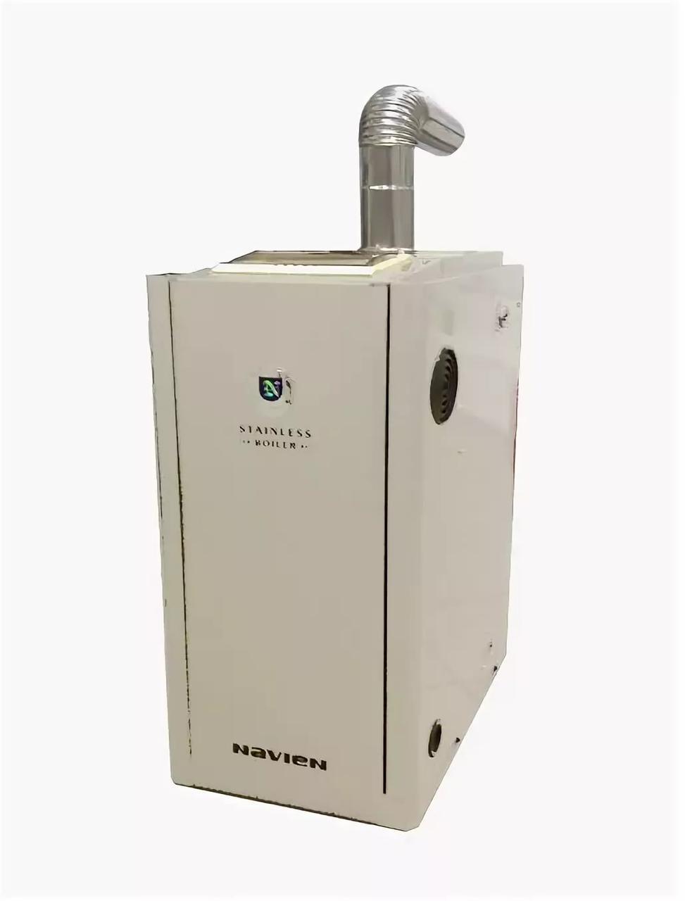 Котел газовый напольный GST-49KN NAVIEN 2-х контурный