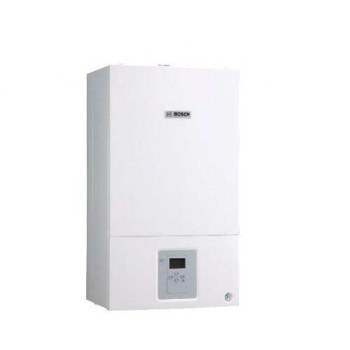 Bosch WBN 6000-12 C RN S 5700 котел газовый настенный двухконтурный коаксиальный