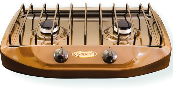 Настольная плита Gefest  ПГ-700 -02