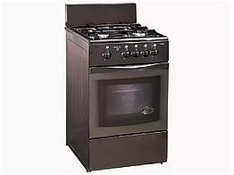 Плита газовая Greta 1470 00-12 коричневая