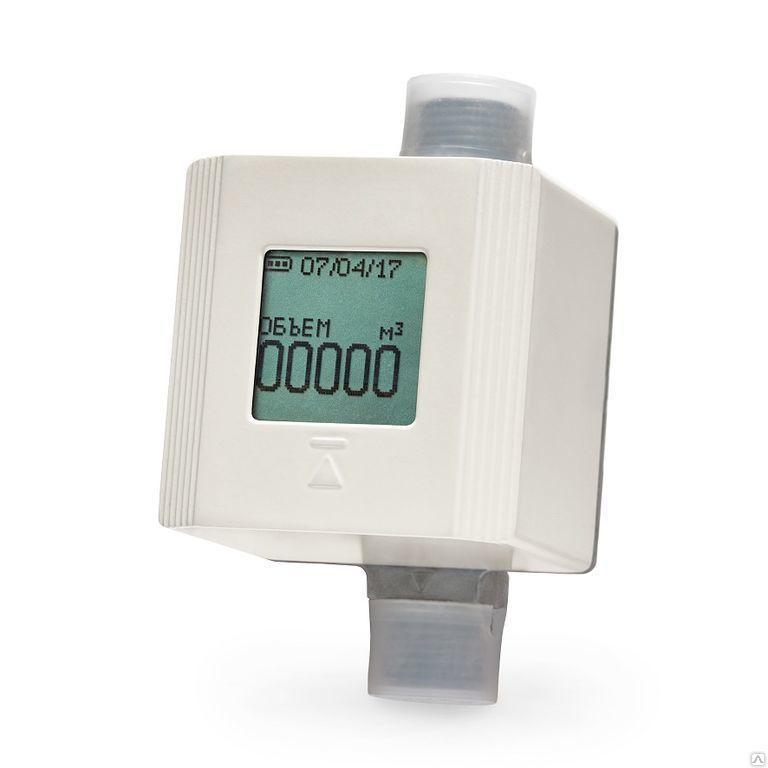 Счетчик газа бытовой СГ-1 ЯШИУ.407369.001-12.04