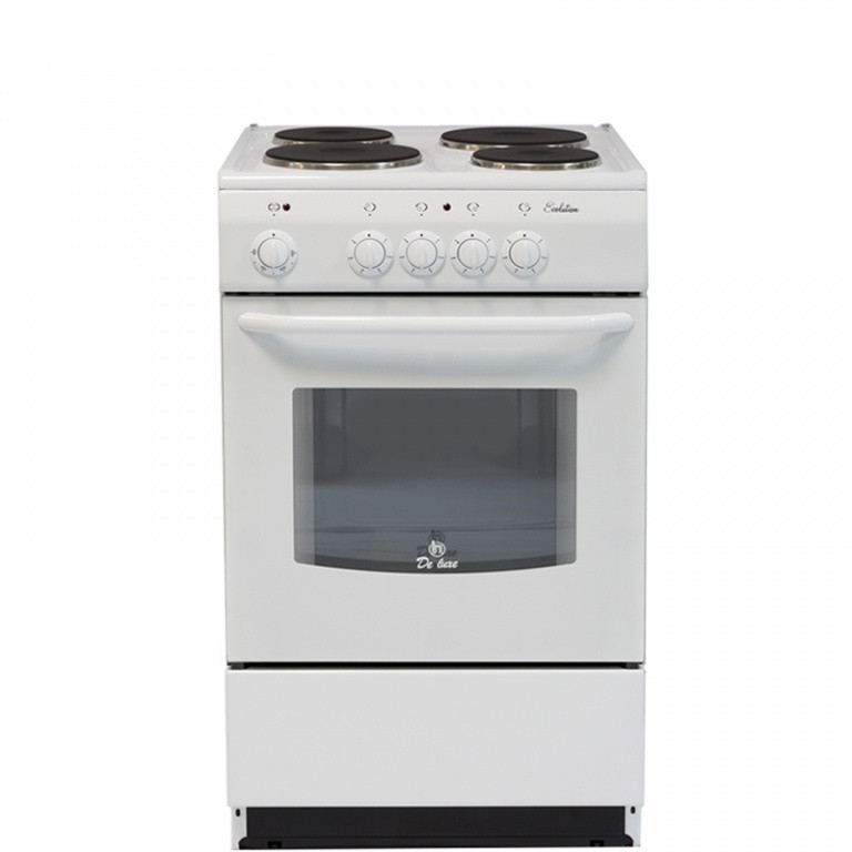 Электрическая плита De Luxe 50 04.12 Э(белая)