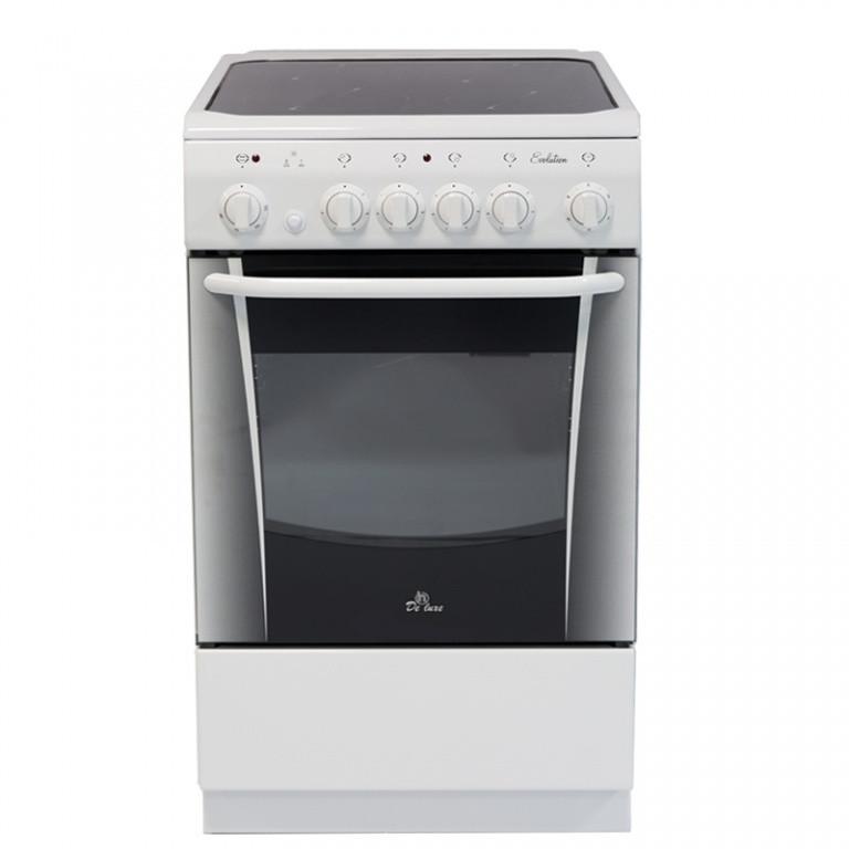 Электрическая плита De Luxe 506004.04ЭС белый