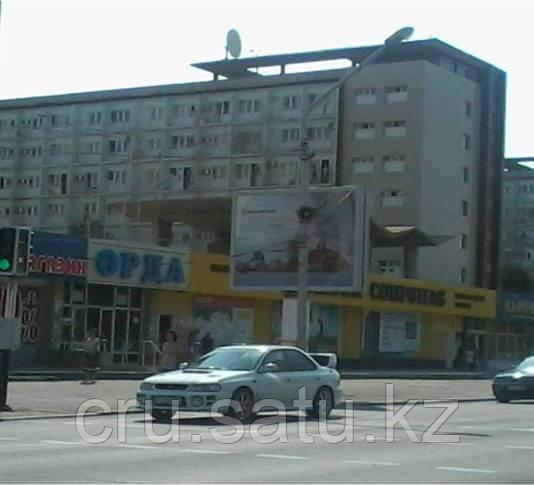2 мкр., магазин Олимп, рядом с БЦ Сункар