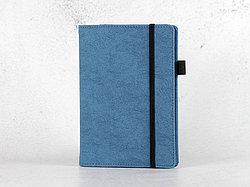 Ежедневник с кармашками. Синий