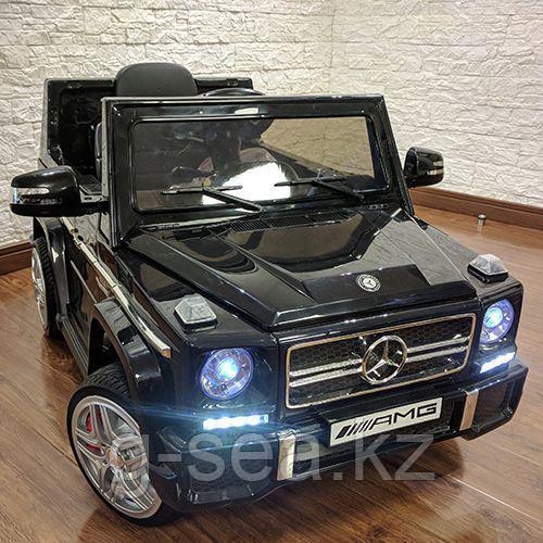 Детский электромабиль Mercedes-Benz G65 малый