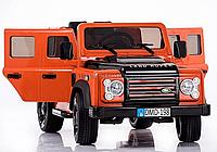 Детский электромабиль Land Rover Defender, фото 1