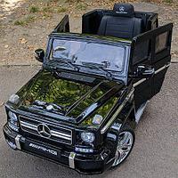 Детский электромабиль Mercedes-Benz G63 AMG, фото 1