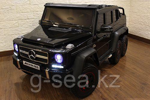Детский электромобиль Mercedes-Benz G63 6x6