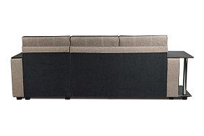 Диван угловой раскладной Версаль 184, 345 Тёмно-корич, СМК (Россия), фото 2