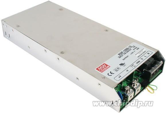 RSP-1000-48, Блок питания, 48В,21А,1008Вт