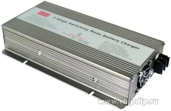 PB-360P-12, Устройство зарядное для свинцовых аккумуляторов, 14.4В,24.3А,360Вт