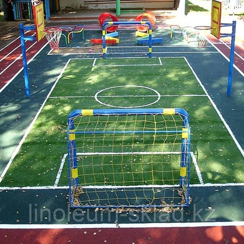 Детская площадка  с мини-полем под ключ