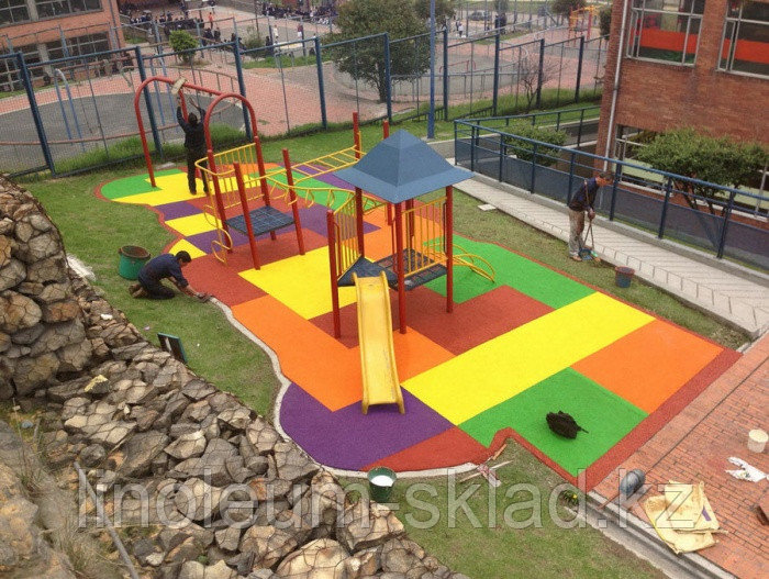 Детская игровая площадка под ключ
