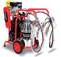 Доильный аппарат Melasty на бензиновом двигателе ТК 2-АК G.E.
