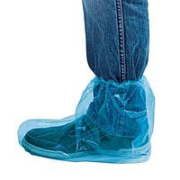 Одноразовая защита на обувь, 100 шт. (50 пар), 40 х 29 см