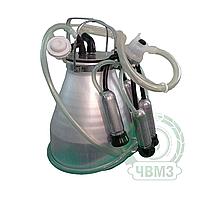 Доильная аппаратура 2-х тактная ДВ.31.100-01 Майга с алюминиевым ведром (ОКП 47 4142)
