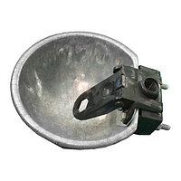 Поилка индивидуальная ПА-1Б (штампованная оцинкованная чаша)