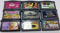 Игры на GBA ( в ассортименте ) ( без упаковки ), фото 1