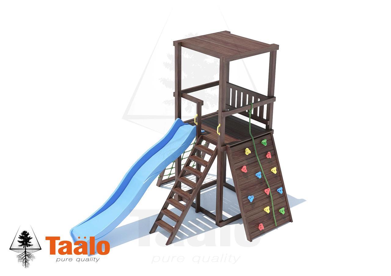 Детский игровой комплекс Серия A1 с плоской крышей
