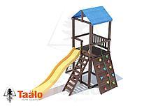 Детский игровой комплекс Серия A1 с тканевой крышей
