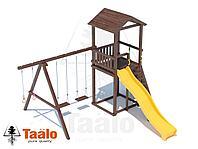 Детский игровой комплекс Серия A2 модель 1, фото 1