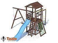 Детский игровой комплекс Серия A3 модель 3 , фото 1