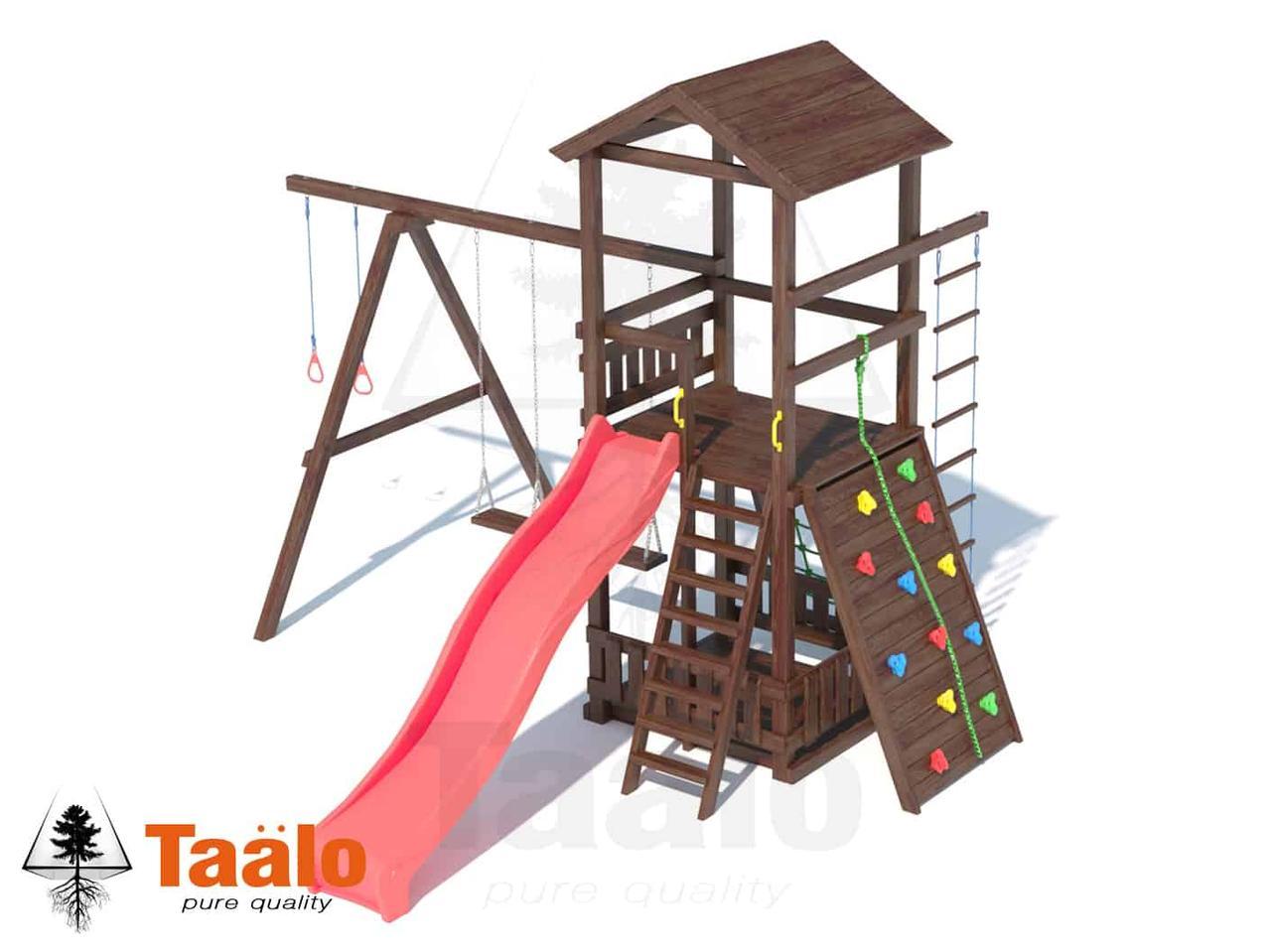 Детский игровой комплекс Серия A4 модель 2