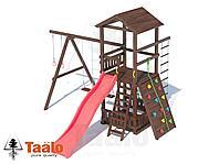 Детский игровой комплекс Серия A4 модель 2, фото 1