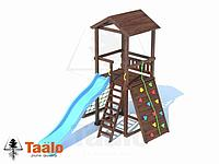 Детский игровой комплекс Серия A1 модель 1, фото 1