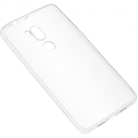 Чехол для смартфона Xiaomi Mi5S Plus Белый (Прозрачный) - фото 2