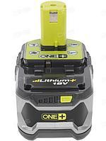 RBC18LL50   Аккумуляторная батарея 2х18В, 5.0 Ач, Li-Ion и зарядное устройство