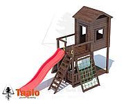 Детский игровой комплекс Серия B1 модель 5, фото 1