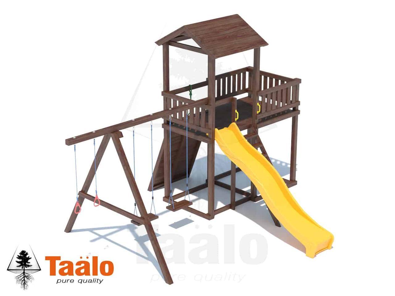 Детский игровой комплекс Серия B2 модель 1
