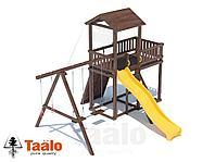 Детский игровой комплекс Серия B2 модель 1, фото 1