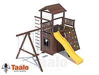 Детский игровой комплекс Серия B2 модель 4, фото 1