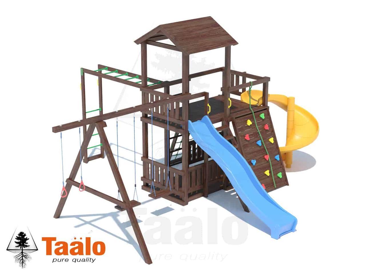 Детский игровой комплекс Серия B2 модель 6