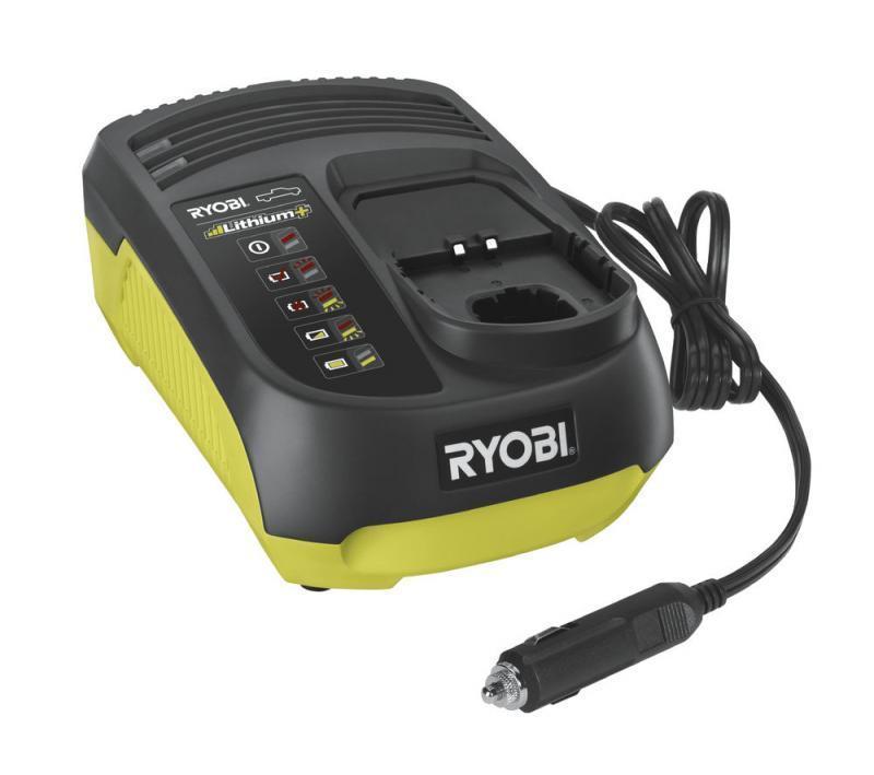 RC18120  Аккумуляторная батарея 2х18В, 4.0 Ач, Li-Ion и зарядное устройство