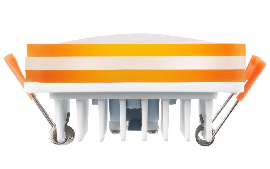 Светодиодная панель LTD-80x80SOL-Y-5W Warm White