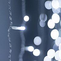 Светодиодная гирлянда ARD-CURTAIN-HOME-1500x1500-CLEAR-144LED White (230V, 6W)