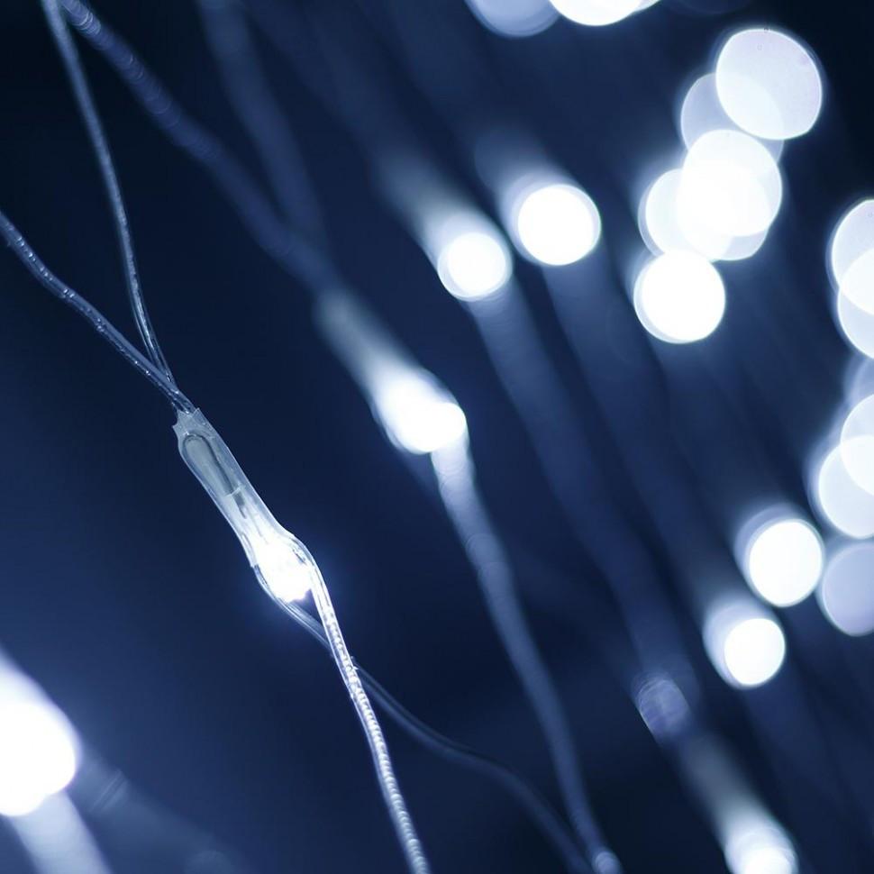 Светодиодная гирлянда ARD-NETLIGHT-HOME-1500x1500-CLEAR-150LED White (230V, 12W)