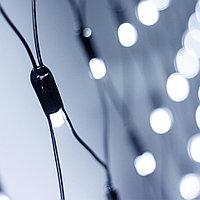 Светодиодная гирлянда ARD-NETLIGHT-CLASSIC-2000x1500-BLACK-288LED White (230V, 18W), фото 1