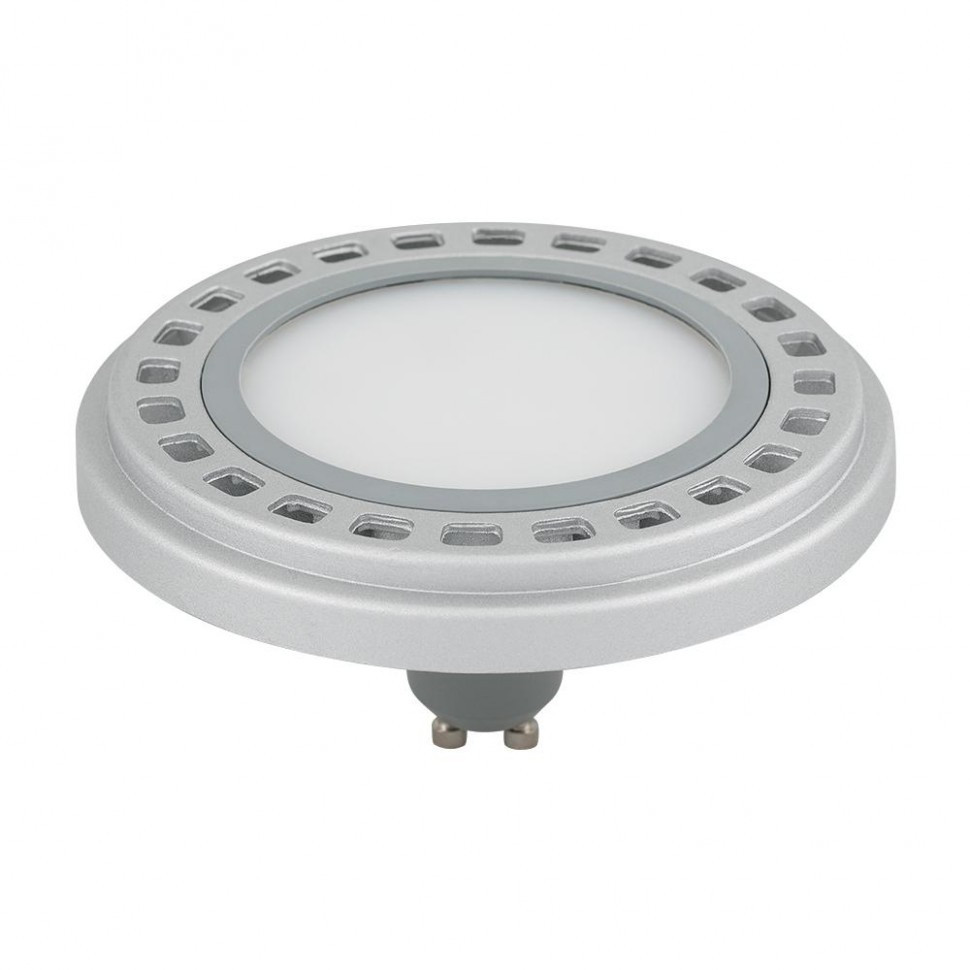Лампа AR111-UNIT-GU10-15W-DIM Warm3000 (WH, 120 deg, 230V)