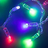 Светодиодная гирлянда ARD-STRING-CLASSIC-10000-CLEAR-100LED-LIVE RGB (230V, 7W)