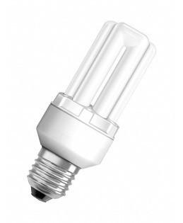 Лампа КЛЛ энергосберегающая 18Вт DINT LL 18W/827 E27 2700К теплая 4008321986559 OSRAM