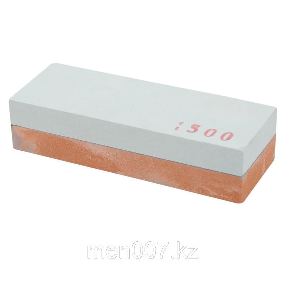 Камень для заточки бритв и ножей 400 и 1500 грит