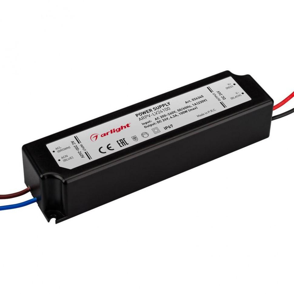 Блок питания ARPV-LV24100 (24V, 4.2A, 100W)