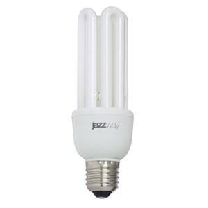 Лампа КЛЛ энергосберегающая 30Вт Е27 PESL-4U 30/827 Т3 теплый 48x150 .3321604 Jazzway